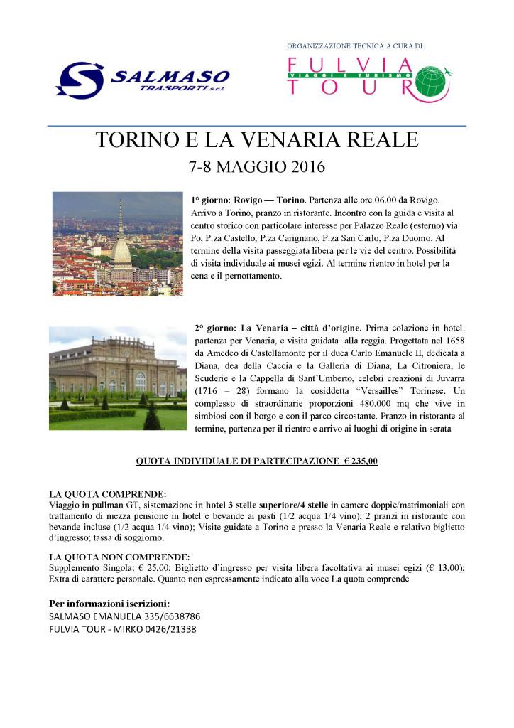 TORINO-VENARIA-REALE-7-8-MAGGIO-2016-SALMASO-ROVIGO